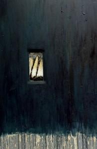 Από την ενότητα «Το παράθυρο της εικόνας», μικτή τεχνική, 1991