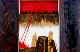Βροχή στο κόκκινο