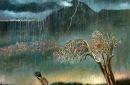 Καταιγίδα στη Γρηγοριά