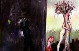 Στην αγκαλιά του δέντρου κρύφτηκε (2015)